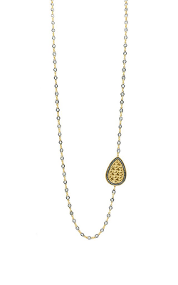 Freida Rothman Lattice Motif Necklace LMYKZN03-40 product image