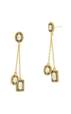 Freida Rothman Gilded Earring GCYKZCHE01 product image