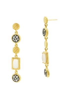 Freida Rothman Gilded Earring GCYKZCHE05 product image