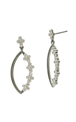 Freida Rothman Industrial Finish Earring IFPKZE13 product image