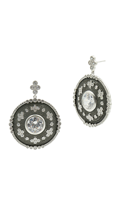 Freida Rothman Industrial Finish Earring IFPKZE15 product image