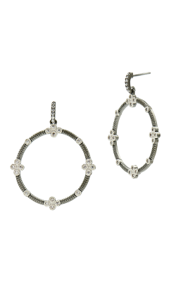 Freida Rothman Industrial Finish Earring IFPKZE02 product image
