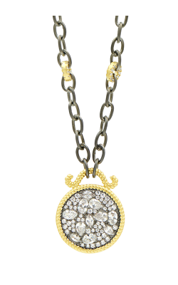 Freida Rothman Gilded Necklace GCYKZCHN01-27 product image