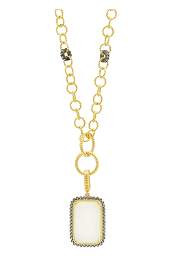 Freida Rothman Gilded Necklace GCYKZCHN04-18 product image