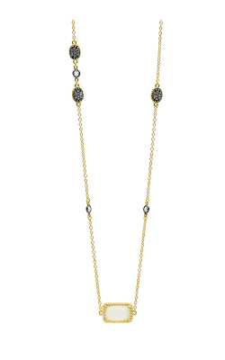 Freida Rothman Gilded Necklace GCYKZCHN05-36 product image
