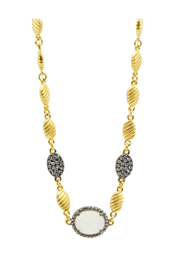 Freida Rothman Gilded Necklace GCYKZCHN07-18 product image