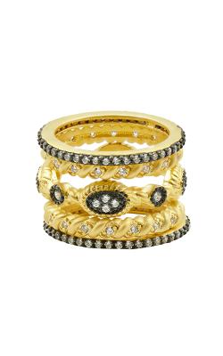Freida Rothman Gilded Fashion Ring GCYKZR02 product image