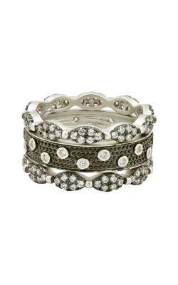 Freida Rothman Industrial Finish Fashion Ring IFPKZR04 product image