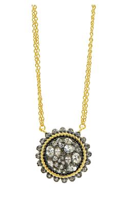 Freida Rothman Gilded Necklace GCYKZN02-16E product image