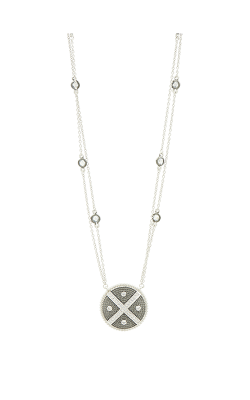Freida Rothman Industrial Finish Necklace IFPKZN08-16E product image