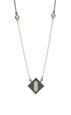 Freida Rothman Industrial Finish Necklace IFPKZN21-16E product image