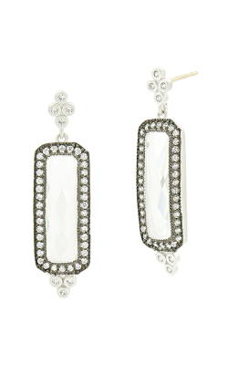 Freida Rothman Industrial Finish Earring PRZE020353B-14K product image
