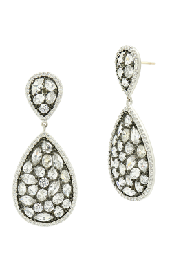 Freida Rothman Industrial Finish Earrings PRZE020357B-14K product image
