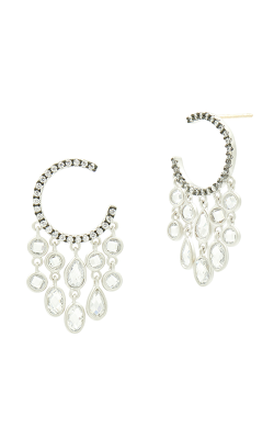 Freida Rothman Industrial Finish Earring PRZE020359B-14K product image