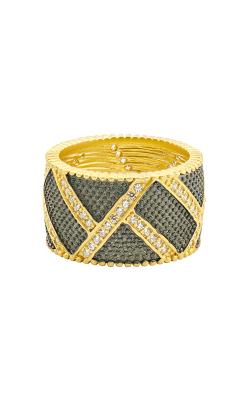 Freida Rothman Textured Ornaments Fashion Ring TOYKZR01 product image