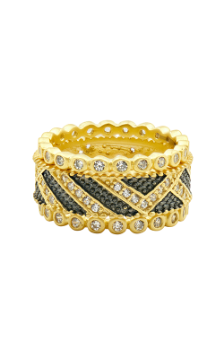 Freida Rothman Textured Ornaments Fashion ring TOYKZR02 product image
