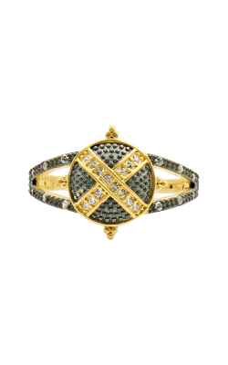 Freida Rothman Textured Ornaments Fashion ring TOYKZR03 product image