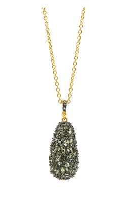 Freida Rothman Gilded Necklace RDYKZGN14-30 product image