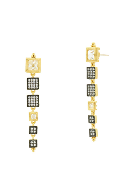 Freida Rothman Visionary Fusion Earrings YRZE020351B-14K product image