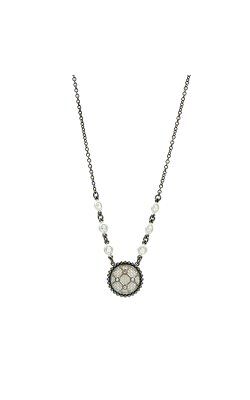 Freida Rothman Industrial Finish Necklace IFPKZN34-16E product image