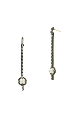 Freida Rothman Industrial Finish Earring TPKZFPE01-14K product image