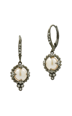 Freida Rothman Industrial Finish Earrings TPKZFPE04 product image