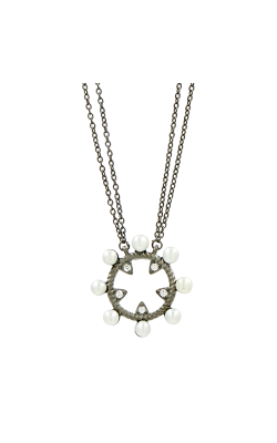 Freida Rothman Industrial Finish Necklace TPKZFPN04-16E product image