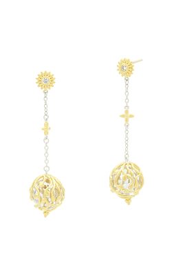 Freida Rothman Fleur Bloom Earrings FBPYZE19-14K product image
