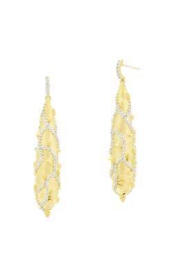 Freida Rothman Fleur Bloom Earrings FBPYZE20-14K product image