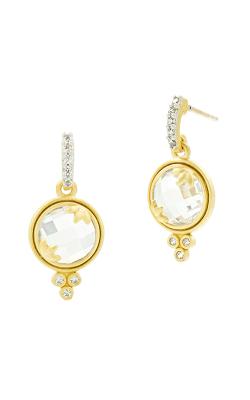 Freida Rothman Fleur Bloom Earrings FBPYZE22-14K product image
