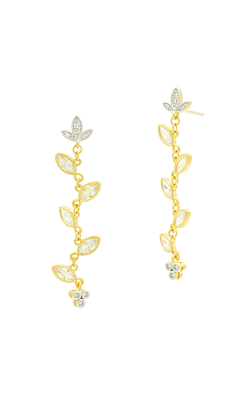 Freida Rothman Fleur Bloom Earrings FBPYZE25-14K product image