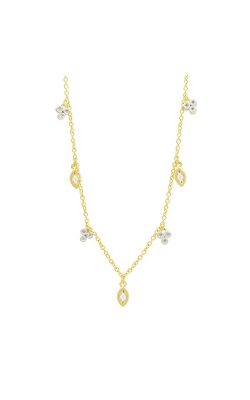 Freida Rothman Fleur Bloom Necklace FBPYZN18-40 product image