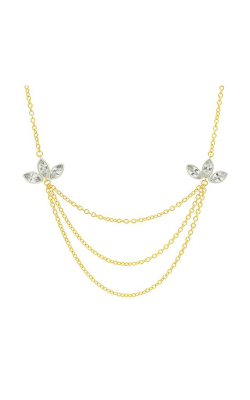 Freida Rothman Fleur Bloom Necklace FBPYZN21-16E product image