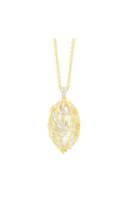 Freida Rothman Fleur Bloom Necklace FBPYZN24-27 product image