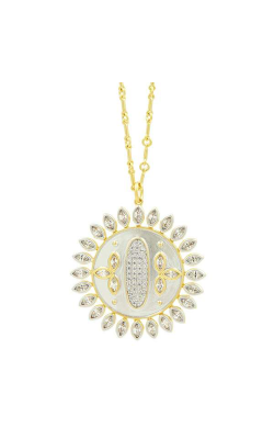 Freida Rothman Fleur Bloom Necklace FBPYZN27-18E product image