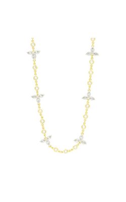 Freida Rothman Fleur Bloom Necklace FBPYZN28-40 product image