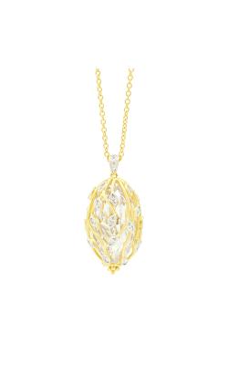 Freida Rothman Fleur Bloom Necklace FBPYZN31-27 product image