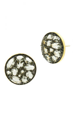Freida Rothman Rose D'Or Earrings RDYKGE19-14K product image