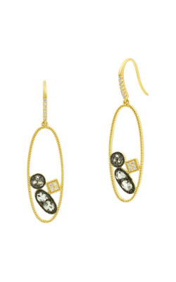Freida Rothman Rose D'Or Earrings RDYKZGE21 product image
