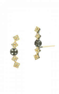 Freida Rothman Rose D'Or Earrings RDYKZGE25-14K product image