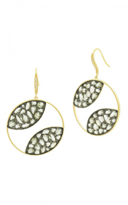 Freida Rothman Rose D'Or Earrings RDYKZGE30 product image