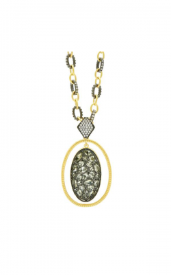 Freida Rothman Rose D'Or Necklace RDYKZGN27-24 product image