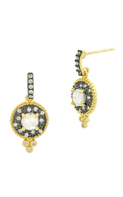 Freida Rothman FR Signature Earrings YRZE020324B-14K product image