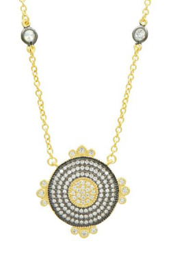 Freida Rothman FR Signature Necklace YRZ070431B-16E product image
