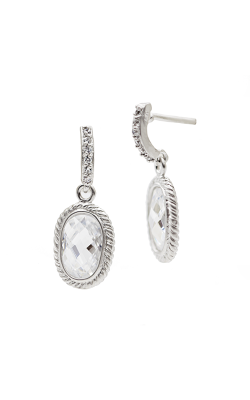 Freida Rothman FR Signature Earrings PZE02214BB product image