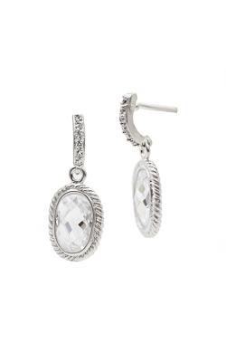 Freida Rothman FR Signature Earrings PZE02214BB product image