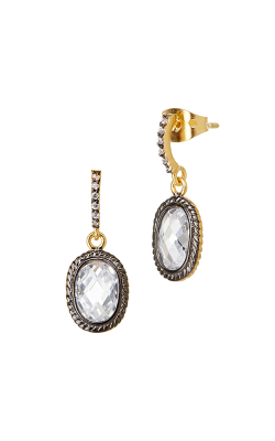 Freida Rothman FR Signature Earrings YRZE02214BB product image