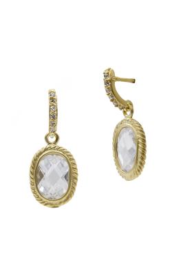 Freida Rothman FR Signature Earrings YZE02214BB product image