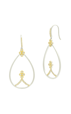 Freida Rothman Fleur Bloom Earrings VFPYZE22 product image