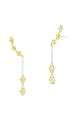 Freida Rothman Fleur Bloom Earrings VFPYZE28-14K product image